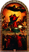Titian: The Assumption of Mary