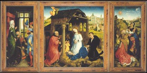 Bladelin triptych