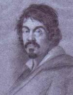 portrait of Caravaggio