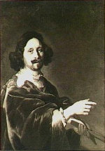portrait of Bartholomeus Breenbergh