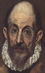 portrait of El Greco