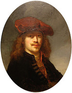 portrait of Govert Flinck